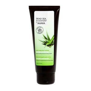 AHAVA Dead Sea Aloe Vera Exfoliating Salt Scrub